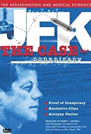 JFK: The Case for Conspiracy Poster