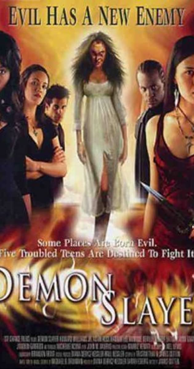 Demon slayer video 2004 imdb for Demon slayer