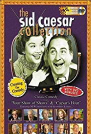 The Sid Caesar Collection: Creating the Comedy Poster