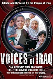 Voices of Iraq Poster