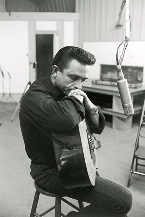 Johnny Cash in Walk the Line (2005)