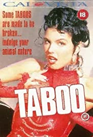 Taboo 14: Kissing Cousins Poster