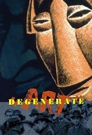 Degenerate Art Poster