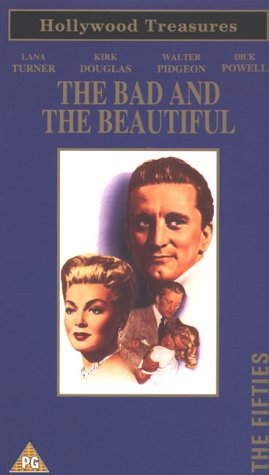 Image result for the bad and the beautiful (1952)