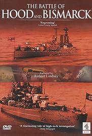 How the Bismarck Sank HMS Hood Poster