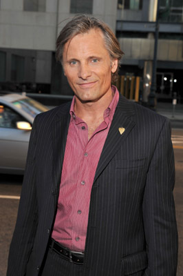 Viggo Mortensen at Appaloosa (2008)