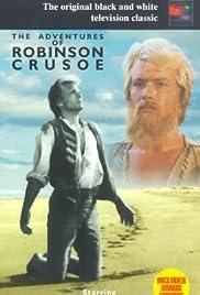 Les aventures de Robinson Crusoë Poster