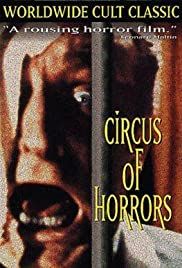Circus of Horrors Poster