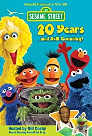 Sesame Street: 20 and Still Counting Poster