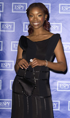 Brandy Norwood at an event for ESPY Awards (2003)