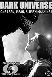Dark Universe(1993) Poster - Movie Forum, Cast, Reviews
