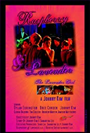 Raspberry & Lavender Poster