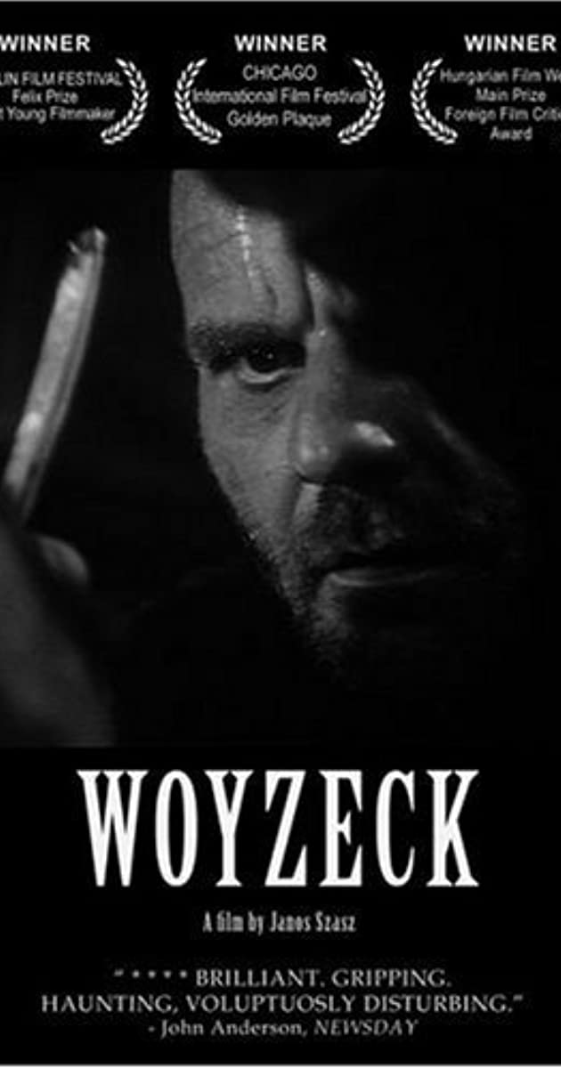 what is the genre of woyzeck Free essay: by examining what is meant by the concept of theatrical 'genre', how would you characterize the genre of woyzeck today, whenever somebody is.