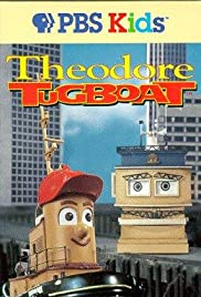 Theodore and the Oil Rig Poster
