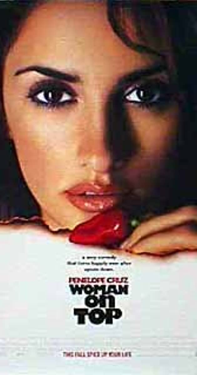 Penelope cruz woman on top movie