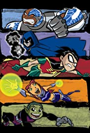 Teen Titans Poster