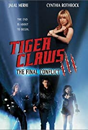 Tiger Claws III (2000) Poster - Movie Forum, Cast, Reviews