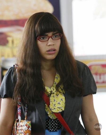 America Ferrera in Ugly Betty (2006)
