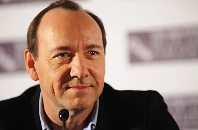 Kevin Spacey at The Men Who Stare at Goats (2009)