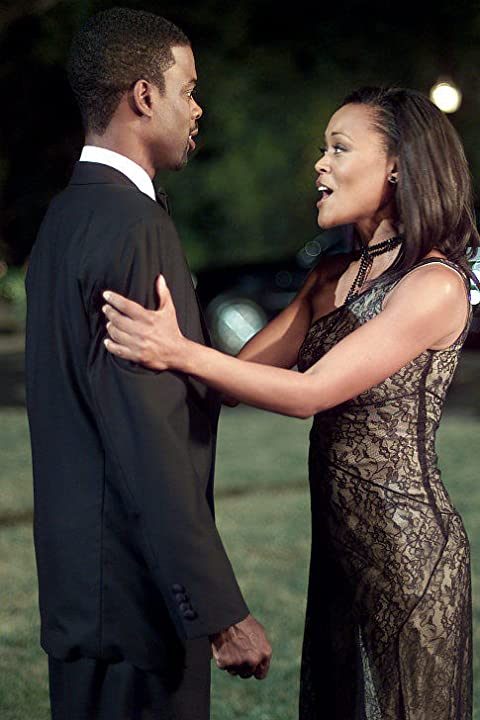 Chris Rock and Robin Givens in Head of State (2003)