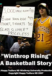 Winthrop Rising: A Basketball Story Poster