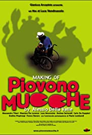 Making of 'Piovono mucche' Poster