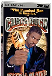 Chris Rock: Bigger & Blacker (1999) Poster - TV Show Forum, Cast, Reviews
