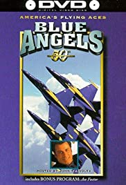 America's Flying Aces: The Blue Angels 50th Anniversary Poster