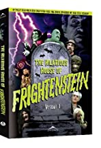 The Hilarious House of Frightenstein