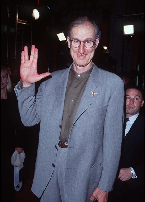 James Cromwell at Star Trek: First Contact (1996)