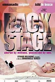 Backstage(2005) Poster - Movie Forum, Cast, Reviews