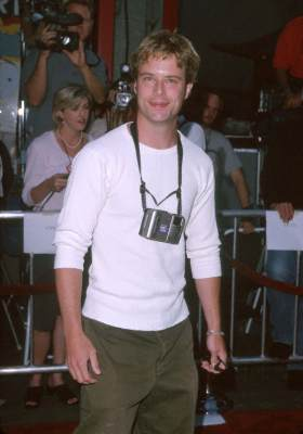 Brad Rowe at an event for South Park: Bigger, Longer & Uncut (1999)