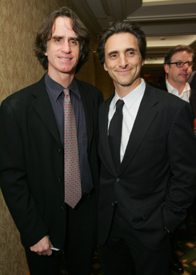 Lawrence Bender and Jay Roach