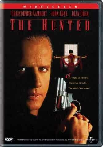 The Hunted (1995) 350MB 480P BRRip Dual Audio [Hindi-English]