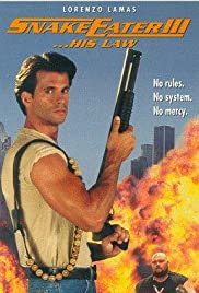 Snake Eater III: His Law (1992) Poster - Movie Forum, Cast, Reviews