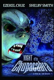 Night of the Chupacabra Poster