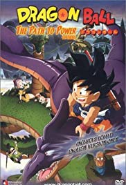 Dragon Ball: The Path to Power Poster