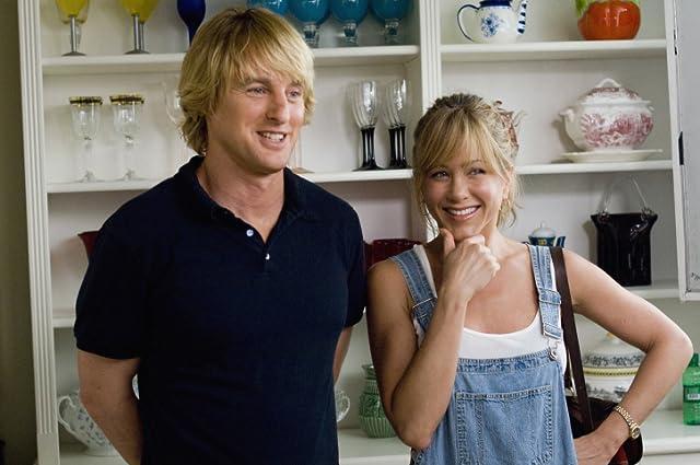 Jennifer Aniston and Owen Wilson in Marley & Me (2008)