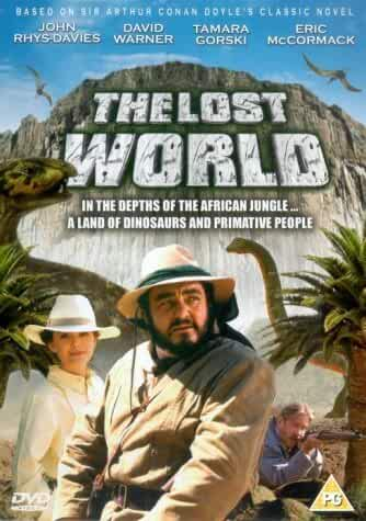 The Lost World 1992 720p DVDRip English Watch Online Free Download