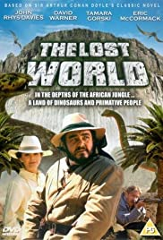 The Lost World(1992) Poster - Movie Forum, Cast, Reviews