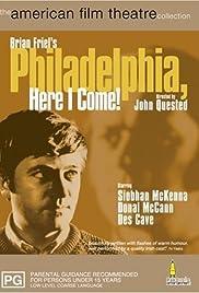 Philadelphia, Here I Come Poster