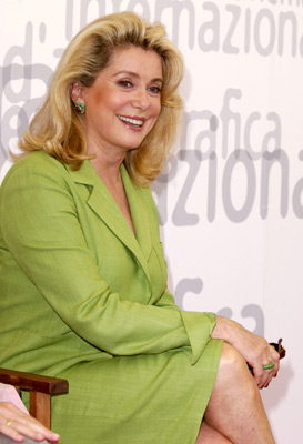 Catherine Deneuve at Nearest to Heaven (2002)