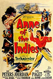 Anne of the Indies (1951) Poster - Movie Forum, Cast, Reviews