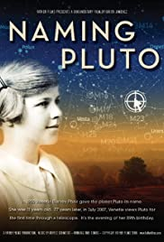 Naming Pluto Poster