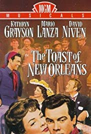 The Toast of New Orleans (1950) Poster - Movie Forum, Cast, Reviews