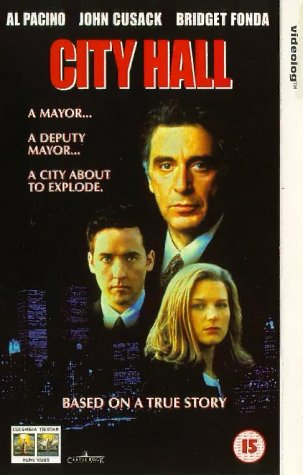 Risultati immagini per city hall film 1996