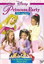 Disney Princess Party: Volume Two Poster