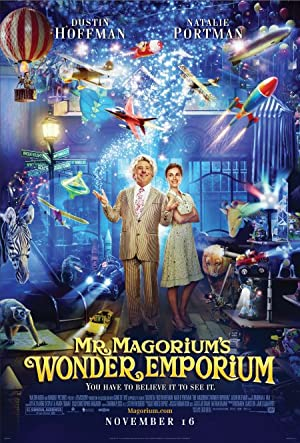 watch Mr. Magorium's Wonder Emporium full movie 720