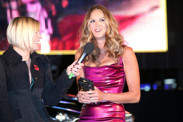 Elle Macpherson at an event for Quantum of Solace (2008)