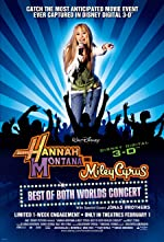 Hannah Montana and Miley Cyrus Best of Both Worlds Concert(2008)